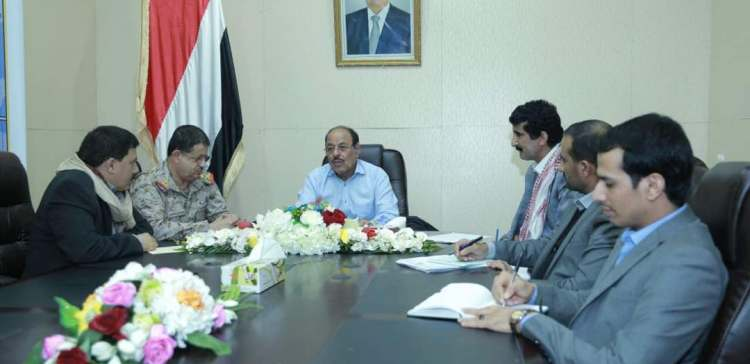 VP meets with commanders of military zones