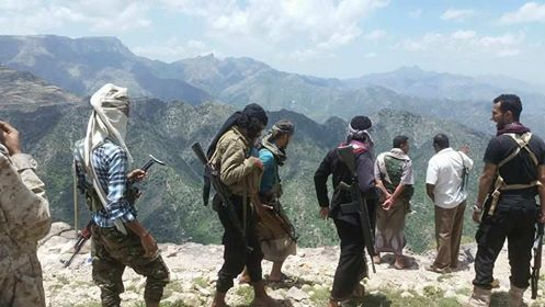 Army troops fully liberate several areas in Taiz
