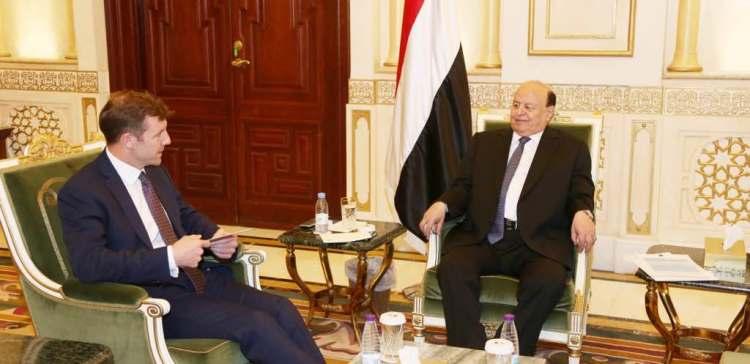 President Hadi: Yemenis won't accept new dialogues to revoke national consensus