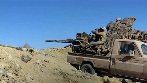 Army troops inflict serious losses on Houthi militias in Al-Baydah