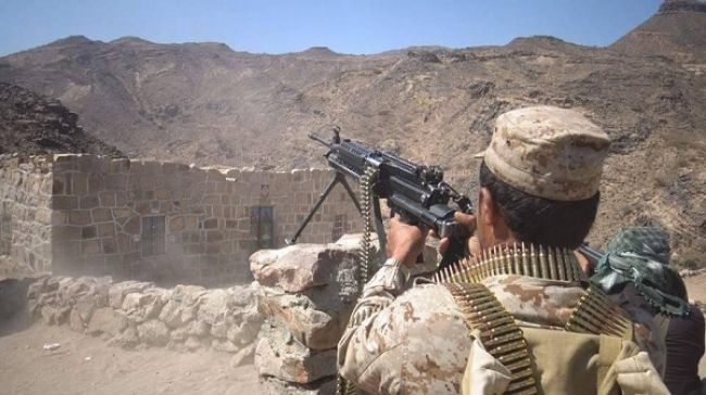 National Army advances in several areas in Taiz