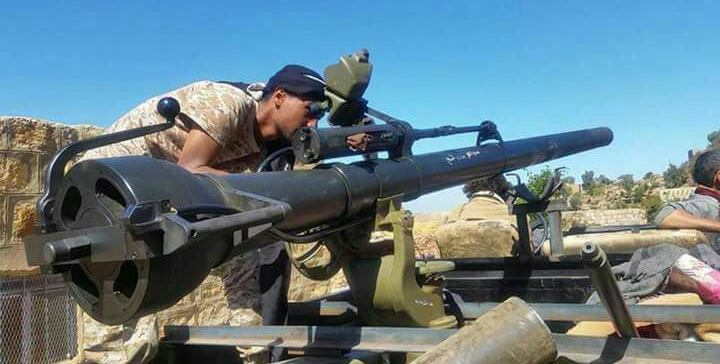 Army troops, Coalition jets bomb militias positions in Taiz