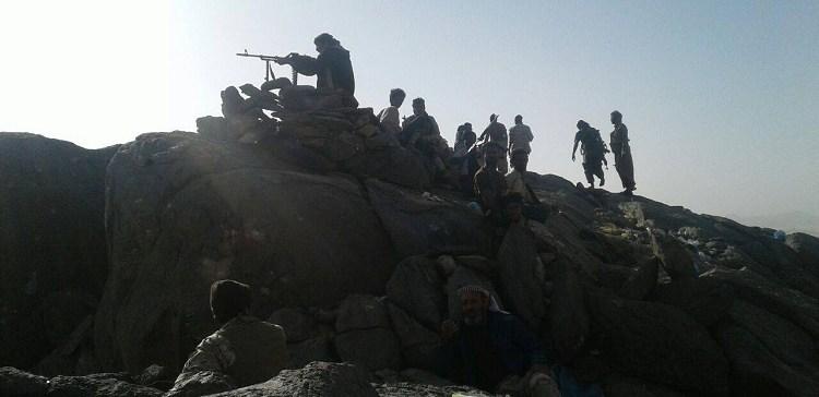 Army regains control of strategic locations in Saada