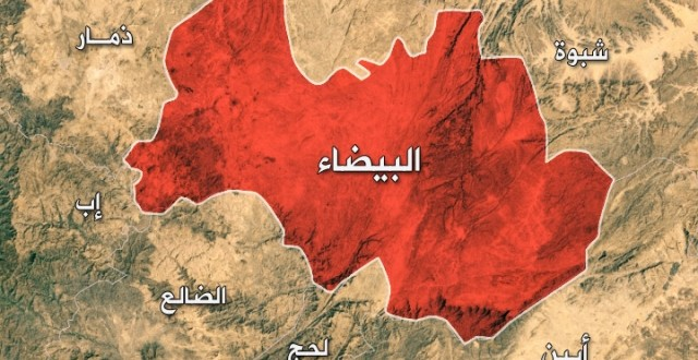 At least 30 Houthi rebels killed in Al-Baiydah.