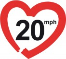 20mph – making streets liveable!