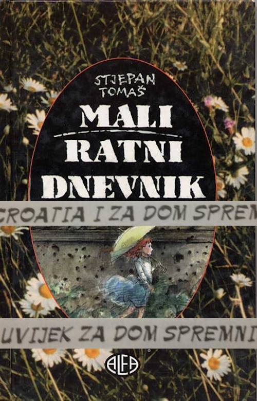 Center for Civil Courage: A Little War Diary by Stjepan Tomaš should be banned from Croatian schools