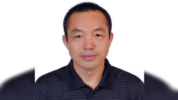 Beijing Lawyer Ding Jiaxi is barred from leaving China by Beijing Public Security Bureau. (Undated photo courtesy of Ding Jiaxi)