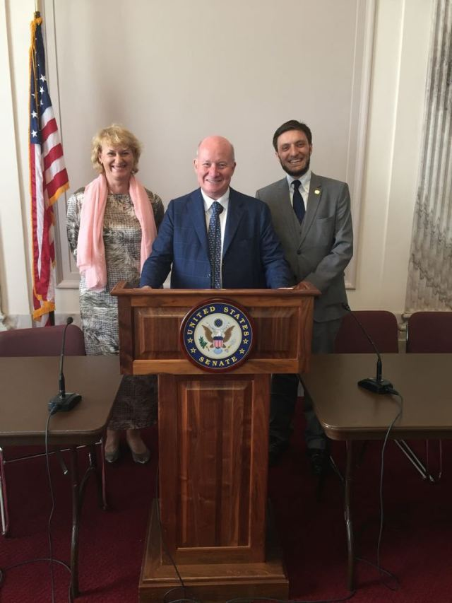 Bitter Winter Event Opens Religious Liberty Week on Capitol Hill, Washington