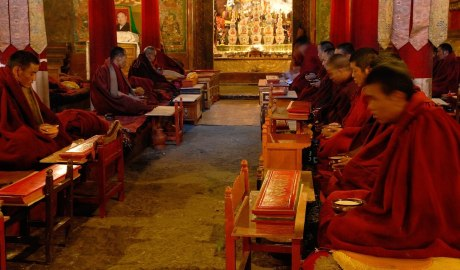 China Forces Young Tibetan Monks From Their Monasteries