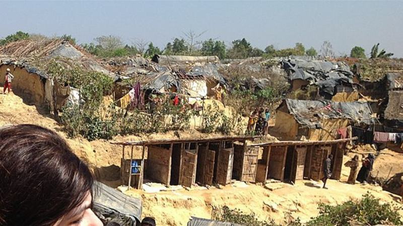 China Role in the Persecution of Rohingya in Myanmar is Denounced
