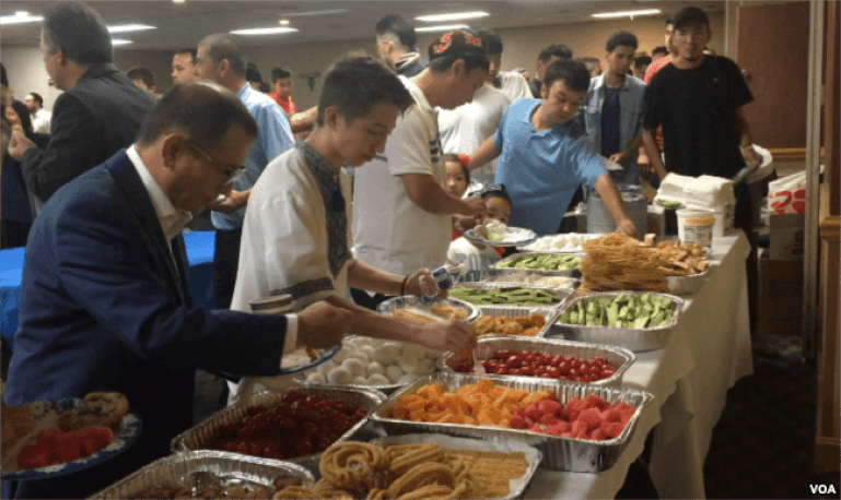 Uighurs in US Celebrate Eid, With Their Thoughts Back Home