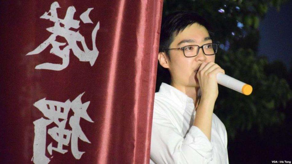 Hong Kong Independence Speech Draws Warnings