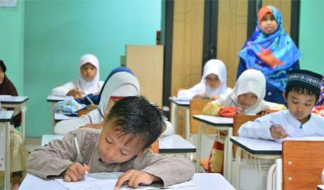 Gansu Authorities Prohibit Kindergarten Arabic Classes