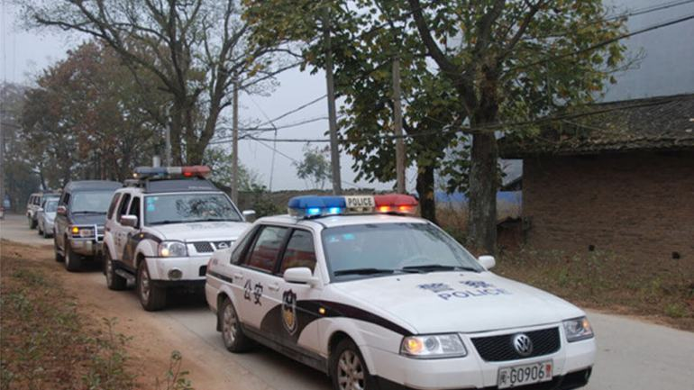 Nearly a Hundred CAG Members Arrested in Zhejiang