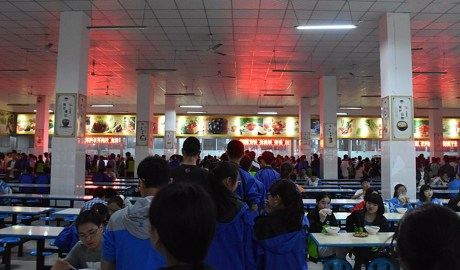 Xinjiang's Kashgar University Students, Teachers Forced to Give up Muslim Dietary Restrictions