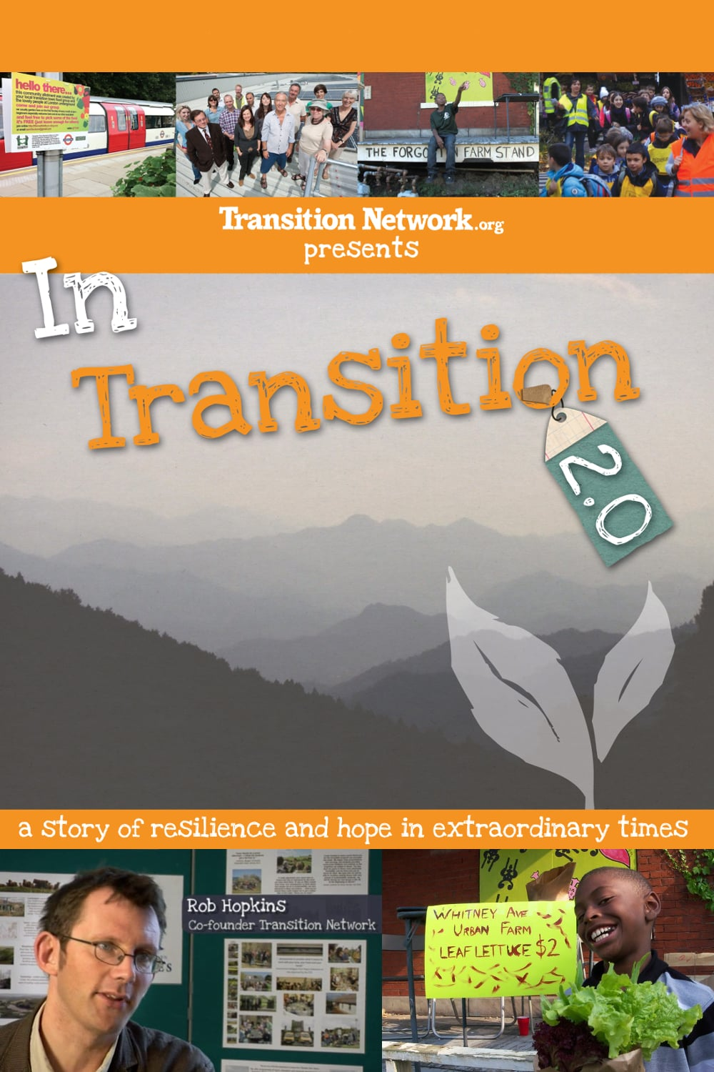 Poster for the film In Transition 2.0