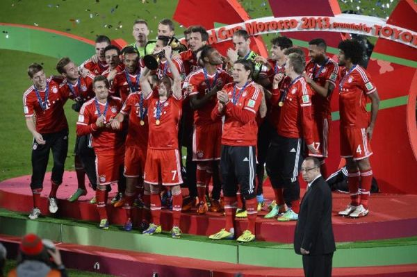» FIFA Club World Cup: Bayern Munich champions!