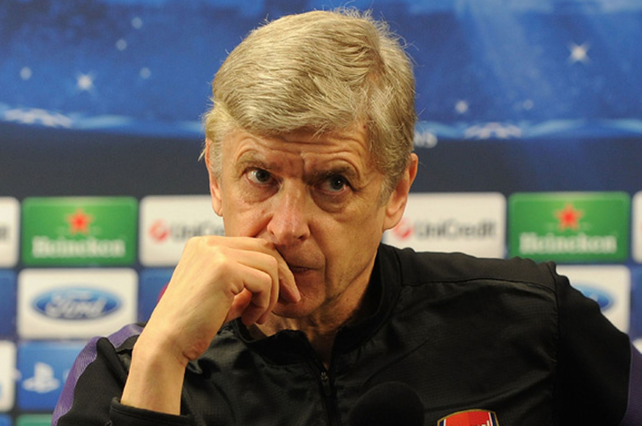 Image result for wenger confused