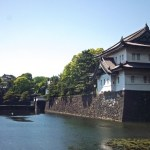 Castle of Edo.