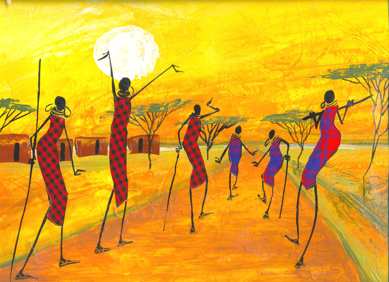 Image result for african art