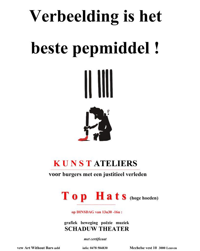 Affiche Top Hats
