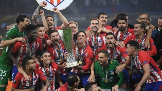 Europa League Final 2018: Marseille 0-3 Atletico Madrid live - AS.com