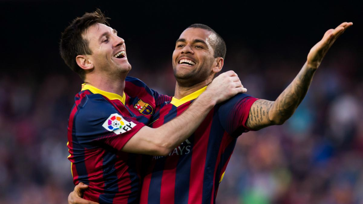 Messi Won't Leave Barca But He Is Not Happy – Alves