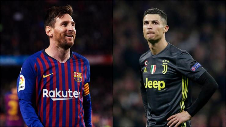 Messi, Ronaldo 'not as outstanding' as they were, says Hitzfeld - AS.com
