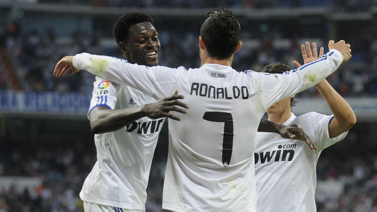 Mourinho killed everyone at Real Madrid, even Ronaldo – Adebayor