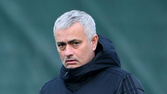 Mourinho hints he fancies Portugal job over a new club - AS.com