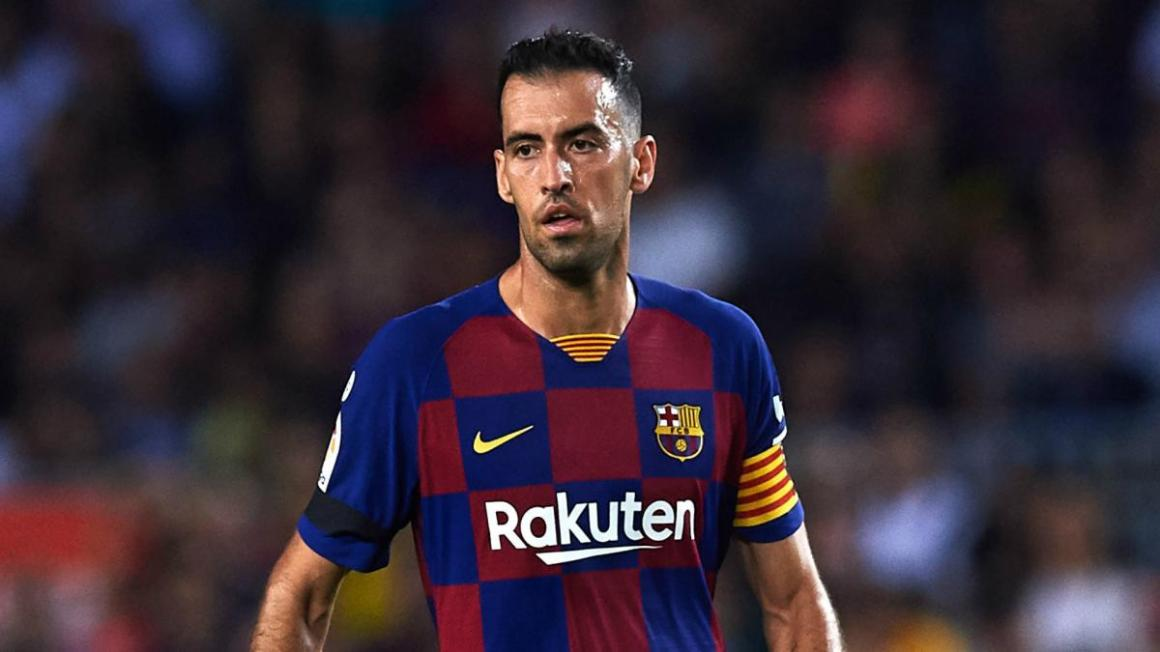 Barça: Busquets accepts contest to retain first-team place - AS.com