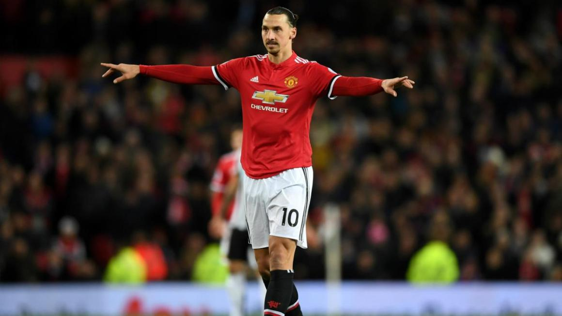 Zlatan Ibrahimovic linked with return to Manchester United - AS.com