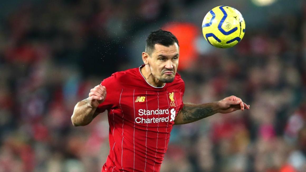 Dejan Lovren leaves Liverpool casualty room - AS.com