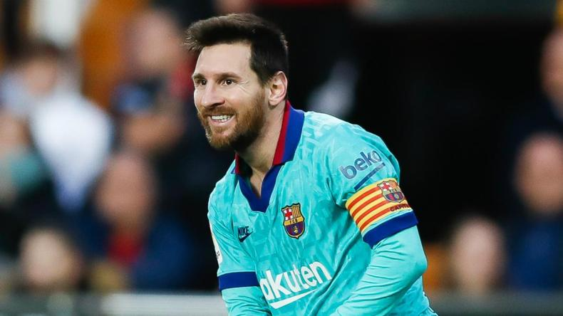 "Coronavirus: ""Messi and Barcelona will always be united"" - AS.com"