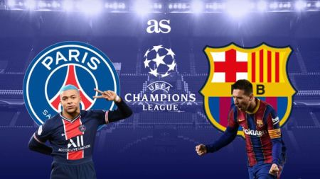 PSG Vs Barcelona: How And Where To Watch - Times, TV, Online - AS.com