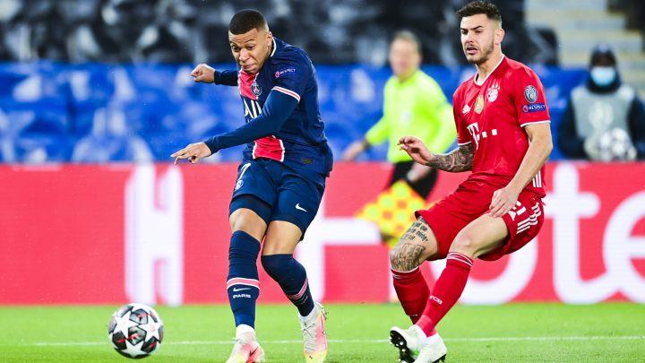 PSG 0-1 Bayern Munich (3-3 agg) result, summary goals, Champions League  2020/21 - AS.com