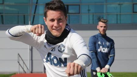 Ander Herrera Signs For PSG - AS.com