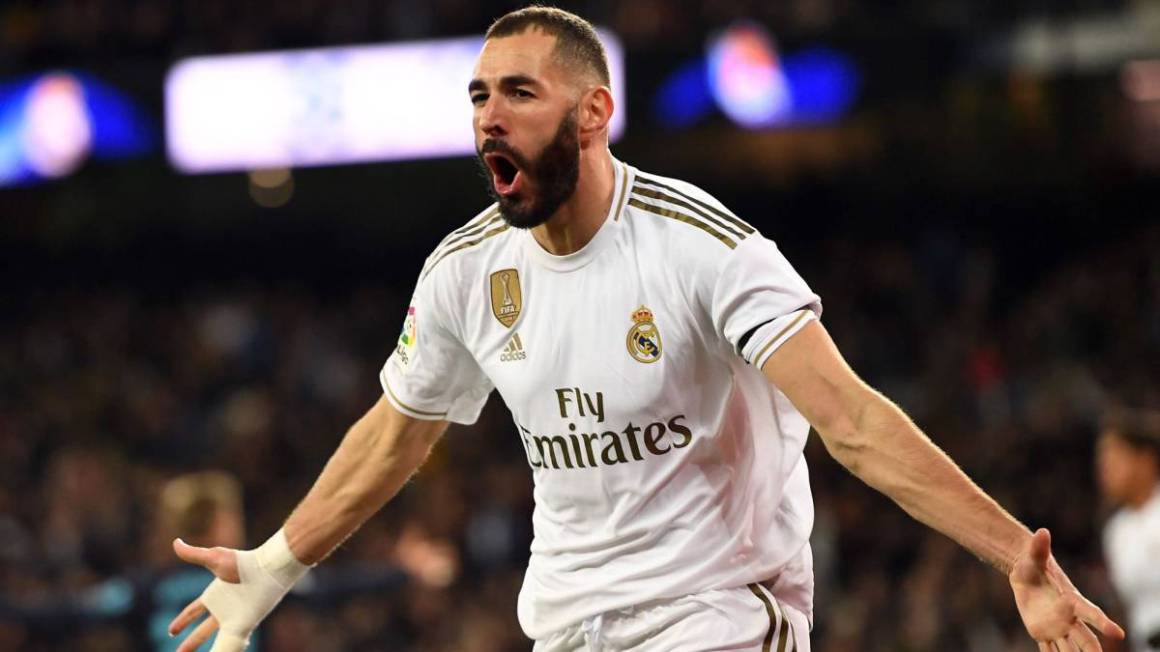 "Real Madrid Real Madrid: Karim Benzema, ""Europe's most underrated striker""  - AS.com"