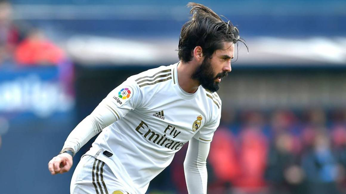 Real Madrid: The rebirth of Isco - AS.com