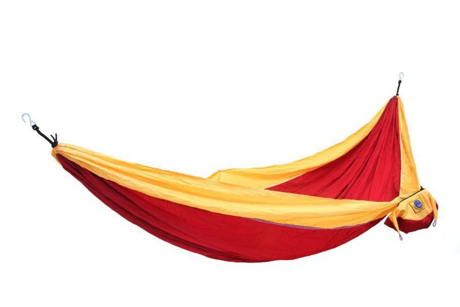 Ticket to the Moon Double Parachute Hammock   Comfortable  compact     Double Parachute Hammock   Ticket to the Moon