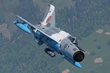 Mig-21 Lancer Romanian Air Force