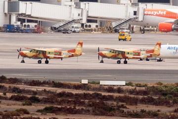 Chadian Air Force Cessna 208B Grand Caravan