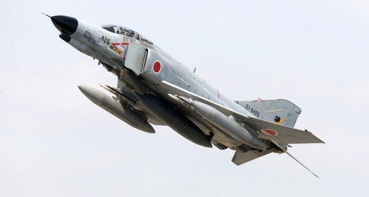 F-4J Phantom JASDF