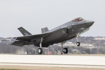 royal australian air force f-35
