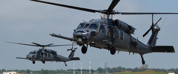 HH-60G Pave Hawk 56th RQS USAFE