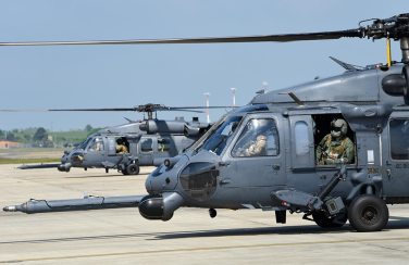 US helicopter rescue squadrons