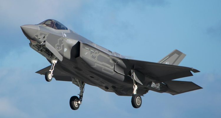 Italian Air Force F-35As