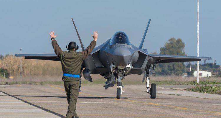 Italian Air Force F-35A