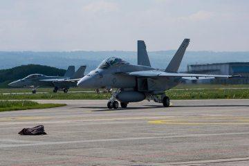 Boeing F-18E/F Super Hornet Block III