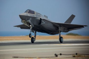 British F-35Bs complete first operational missions over Syria and Iraq